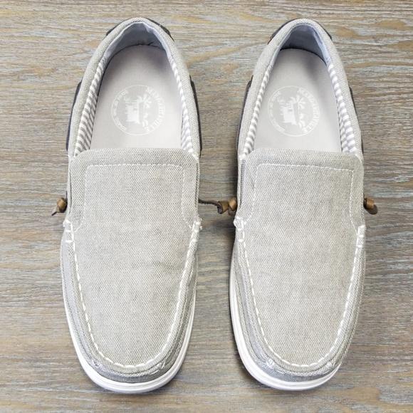 6bef2530d912b Mens Margaritaville Dock Canvas Slip On Shoes. M_5b2d8230de6f62e54b69f7e9